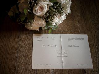 Le nozze di Giulia e Luca 1