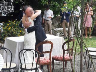 Le nozze di Monica e Fausto