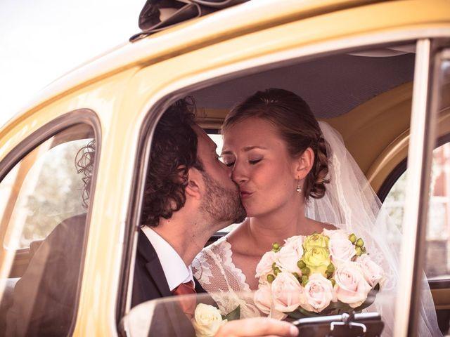 Il matrimonio di Tanya  e Andrea  a Civitella in Val di Chiana, Arezzo 1