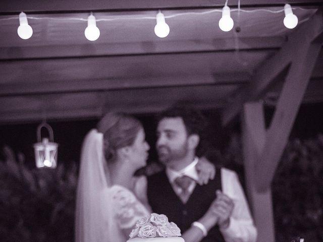Il matrimonio di Tanya  e Andrea  a Civitella in Val di Chiana, Arezzo 3