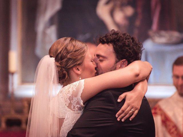 Il matrimonio di Tanya  e Andrea  a Civitella in Val di Chiana, Arezzo 6