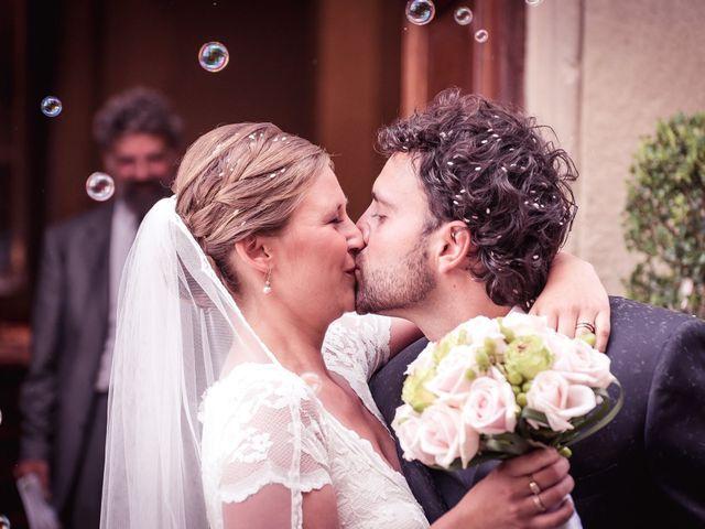 Il matrimonio di Tanya  e Andrea  a Civitella in Val di Chiana, Arezzo 9