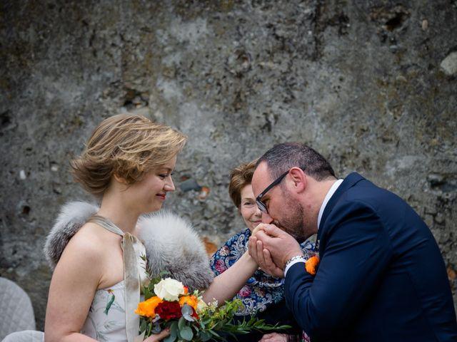 Il matrimonio di Alberto e Ekaterina a Moncrivello, Vercelli 31