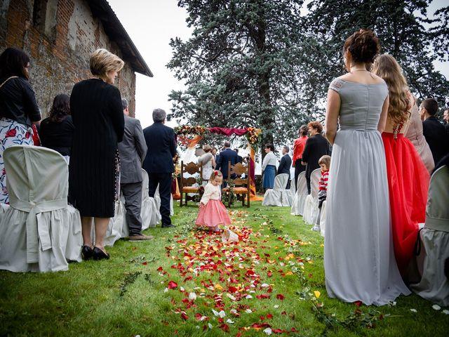 Il matrimonio di Alberto e Ekaterina a Moncrivello, Vercelli 33