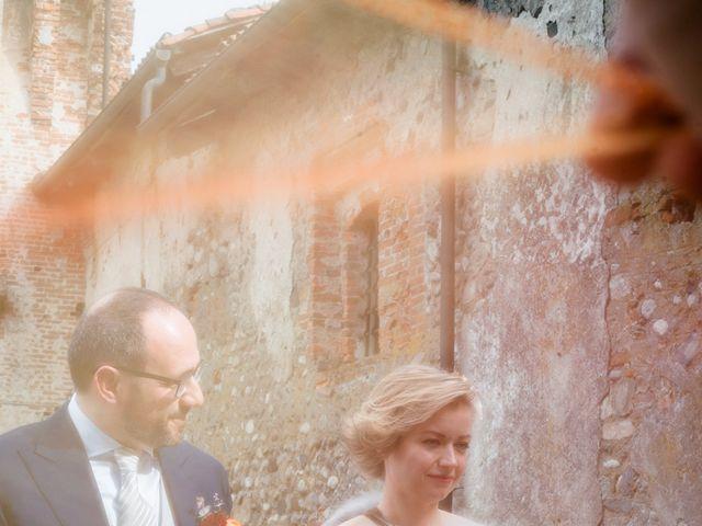 Il matrimonio di Alberto e Ekaterina a Moncrivello, Vercelli 34