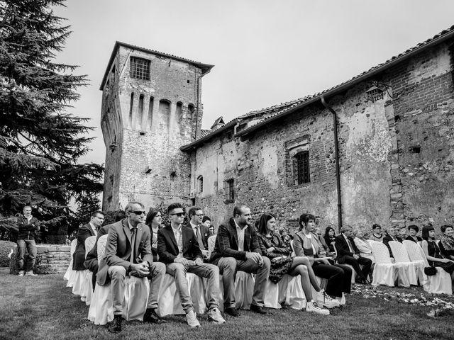 Il matrimonio di Alberto e Ekaterina a Moncrivello, Vercelli 35