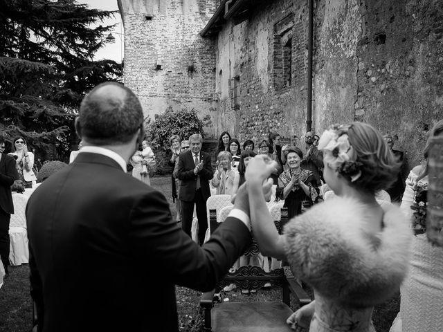Il matrimonio di Alberto e Ekaterina a Moncrivello, Vercelli 37