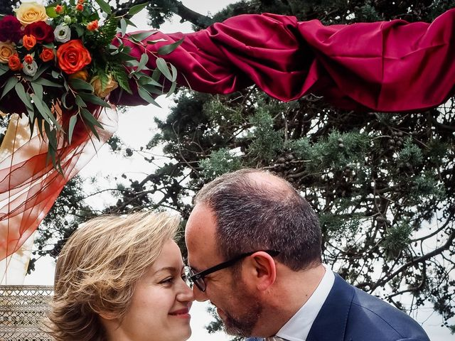 Il matrimonio di Alberto e Ekaterina a Moncrivello, Vercelli 39