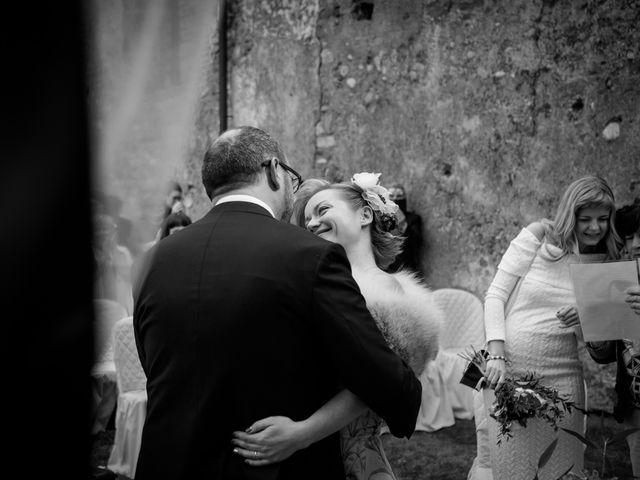 Il matrimonio di Alberto e Ekaterina a Moncrivello, Vercelli 40