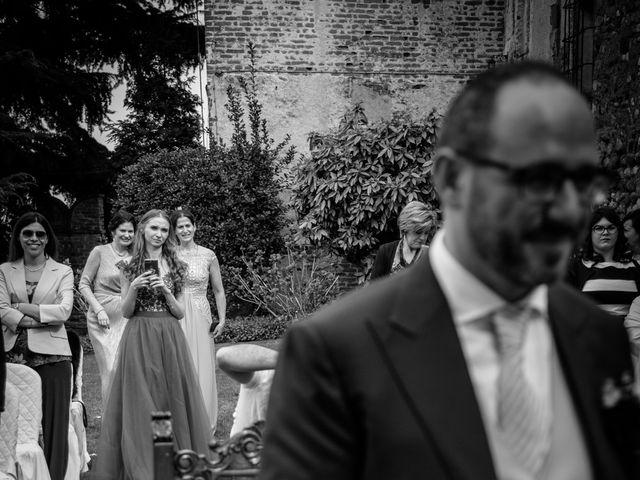 Il matrimonio di Alberto e Ekaterina a Moncrivello, Vercelli 41