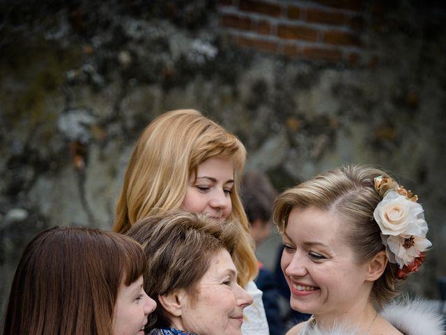 Il matrimonio di Alberto e Ekaterina a Moncrivello, Vercelli 42