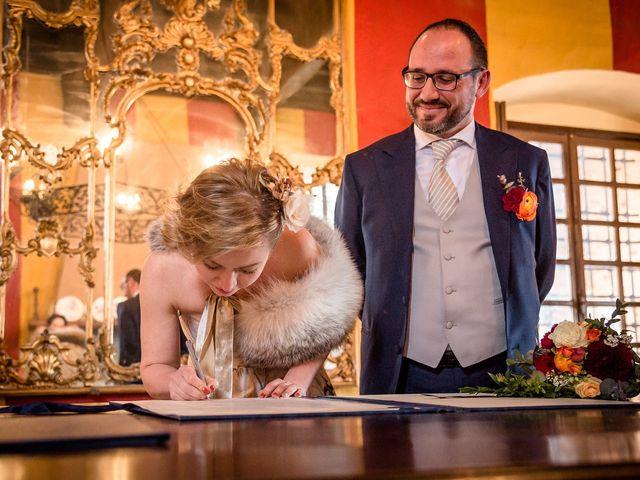 Il matrimonio di Alberto e Ekaterina a Moncrivello, Vercelli 45