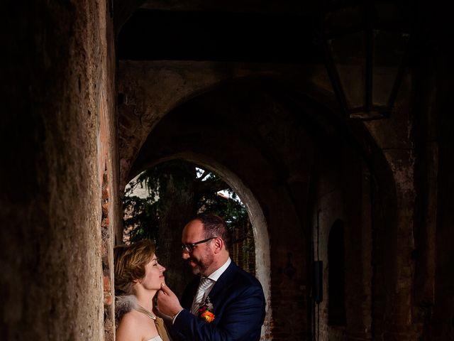 Il matrimonio di Alberto e Ekaterina a Moncrivello, Vercelli 47