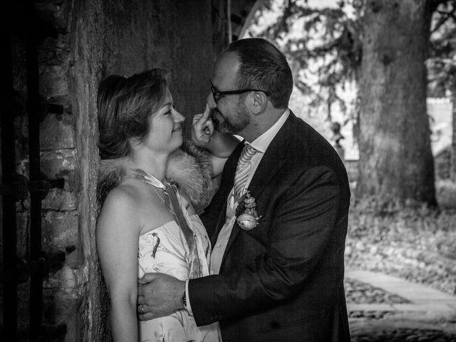 Il matrimonio di Alberto e Ekaterina a Moncrivello, Vercelli 48