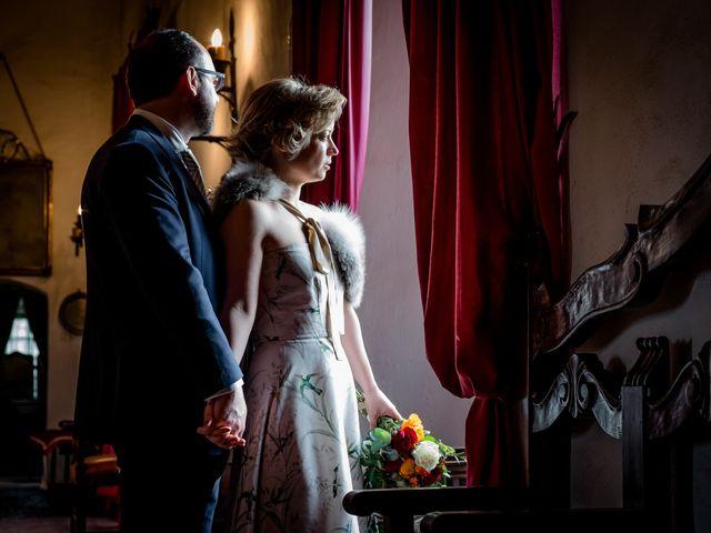 Il matrimonio di Alberto e Ekaterina a Moncrivello, Vercelli 52