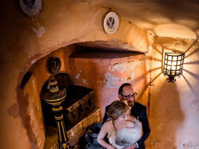 Il matrimonio di Alberto e Ekaterina a Moncrivello, Vercelli 54