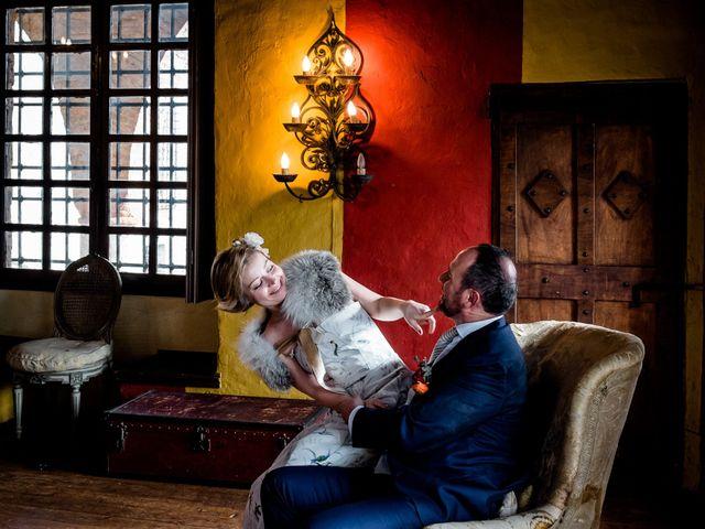 Il matrimonio di Alberto e Ekaterina a Moncrivello, Vercelli 55