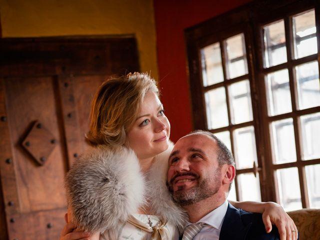 Il matrimonio di Alberto e Ekaterina a Moncrivello, Vercelli 56