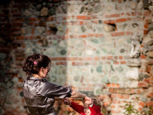 Il matrimonio di Alberto e Ekaterina a Moncrivello, Vercelli 60