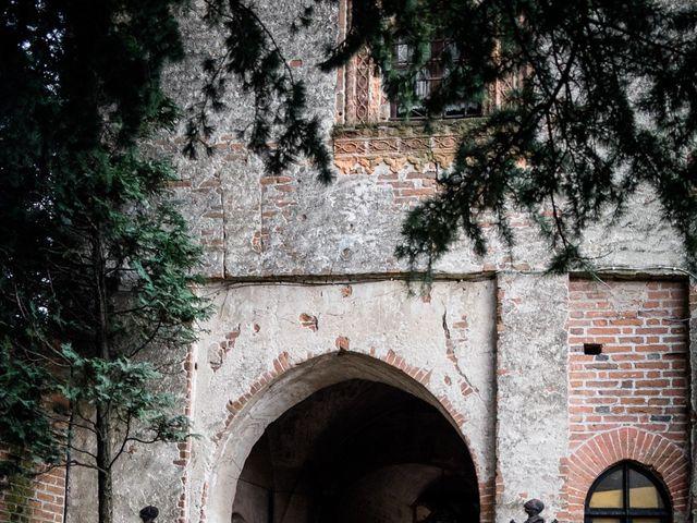 Il matrimonio di Alberto e Ekaterina a Moncrivello, Vercelli 66
