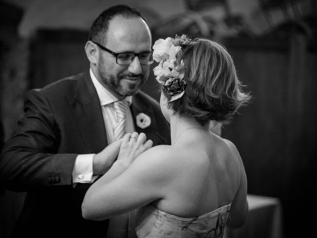 Il matrimonio di Alberto e Ekaterina a Moncrivello, Vercelli 68