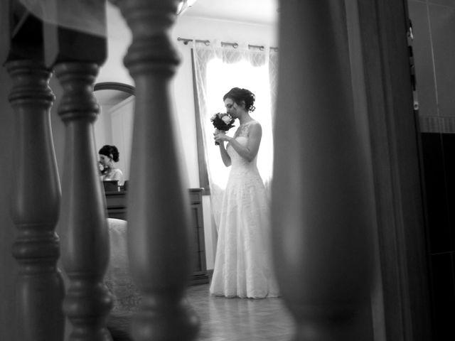 Il matrimonio di Luca e Manuela a Bevilacqua, Verona 8
