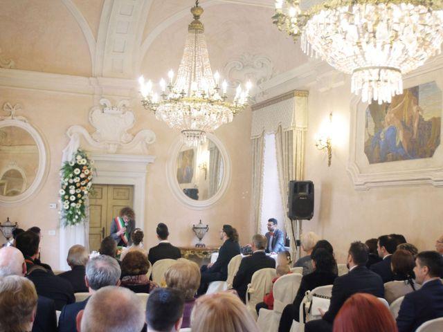 Il matrimonio di Luca e Manuela a Bevilacqua, Verona 14