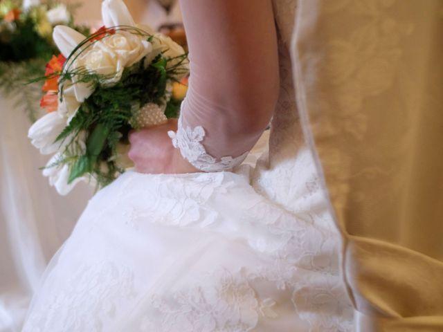 Il matrimonio di Luca e Manuela a Bevilacqua, Verona 11