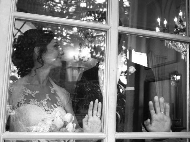 Il matrimonio di Luca e Manuela a Bevilacqua, Verona 7