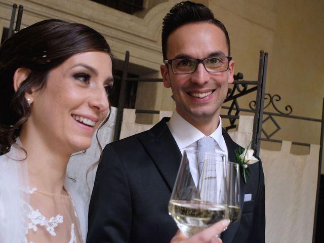 Il matrimonio di Luca e Manuela a Bevilacqua, Verona 4