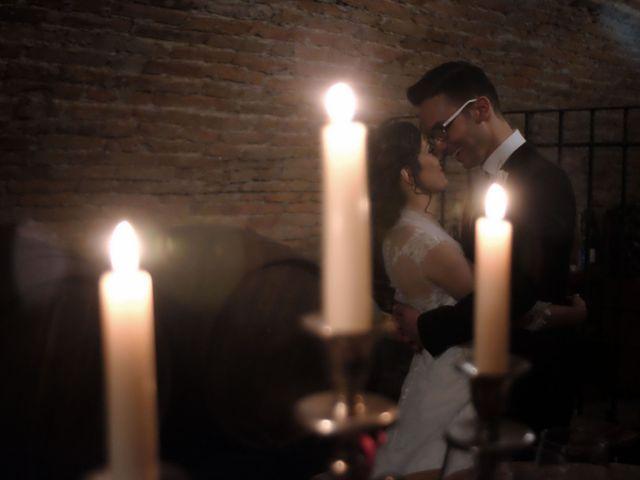 Il matrimonio di Luca e Manuela a Bevilacqua, Verona 16