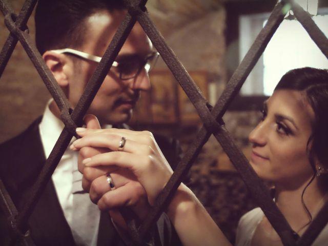 Il matrimonio di Luca e Manuela a Bevilacqua, Verona 17