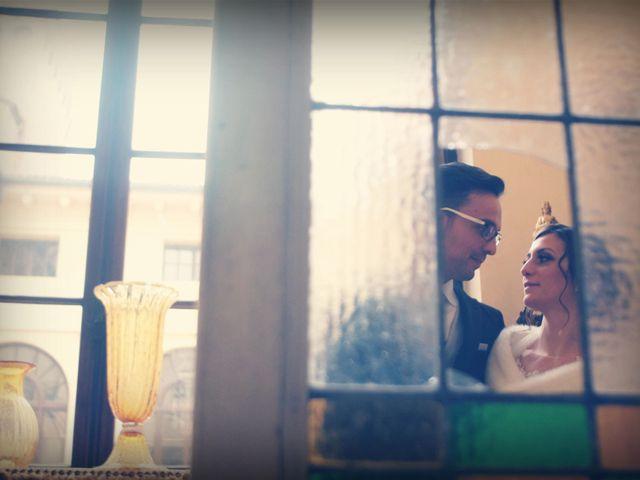 Il matrimonio di Luca e Manuela a Bevilacqua, Verona 21