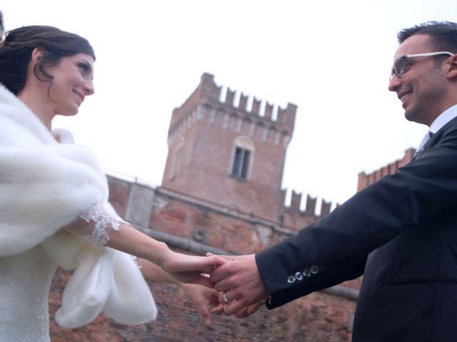 le nozze di Manuela e Luca