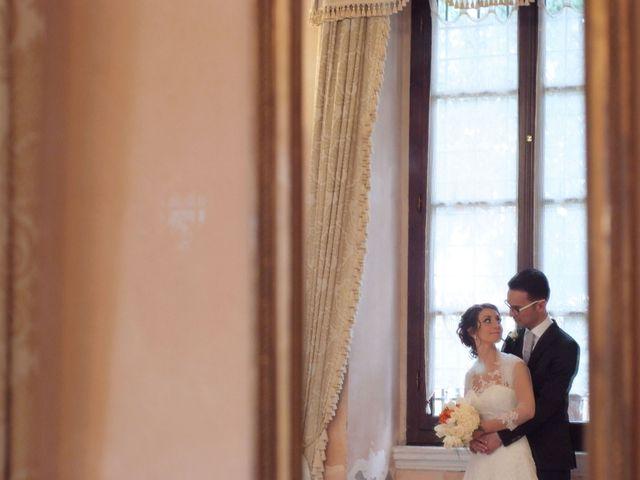 Il matrimonio di Luca e Manuela a Bevilacqua, Verona 26