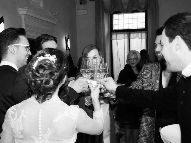 Il matrimonio di Luca e Manuela a Bevilacqua, Verona 19