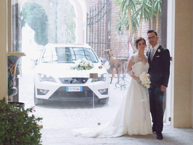 Il matrimonio di Luca e Manuela a Bevilacqua, Verona 27