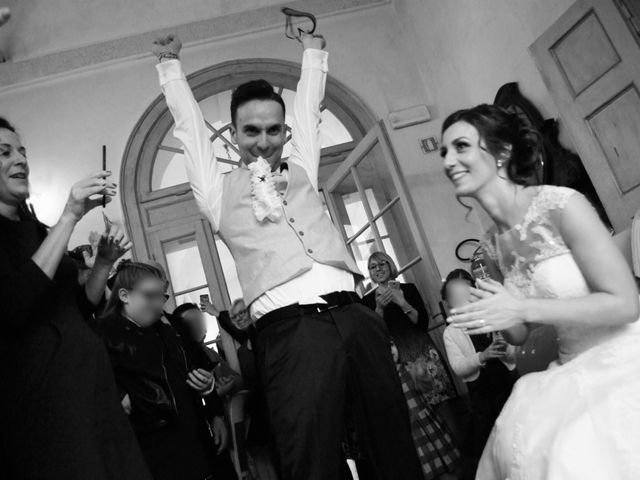 Il matrimonio di Luca e Manuela a Bevilacqua, Verona 37