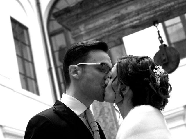 Il matrimonio di Luca e Manuela a Bevilacqua, Verona 2