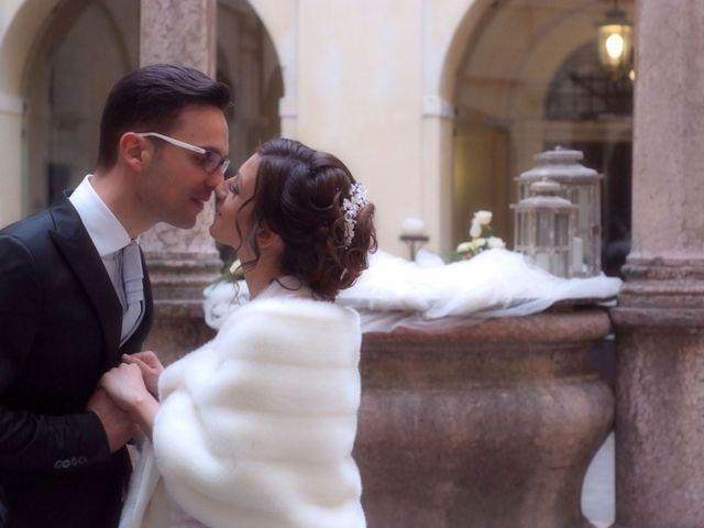 Il matrimonio di Luca e Manuela a Bevilacqua, Verona 31