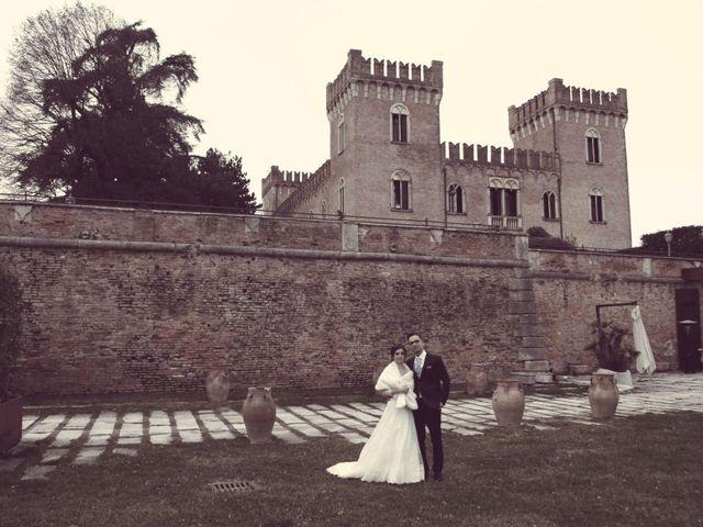 Il matrimonio di Luca e Manuela a Bevilacqua, Verona 38