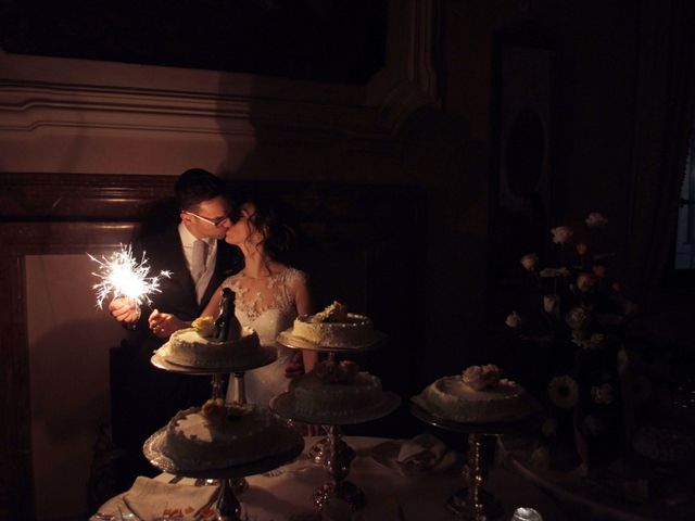 Il matrimonio di Luca e Manuela a Bevilacqua, Verona 40