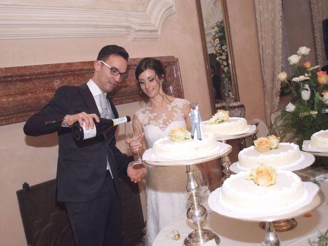 Il matrimonio di Luca e Manuela a Bevilacqua, Verona 41