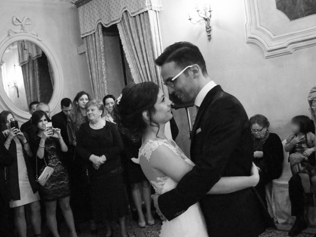 Il matrimonio di Luca e Manuela a Bevilacqua, Verona 42