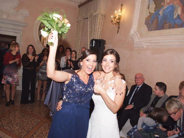 Il matrimonio di Luca e Manuela a Bevilacqua, Verona 43