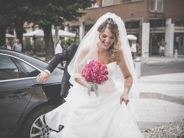 Il matrimonio di Luca e Gaia a Garbagnate Milanese, Milano 18