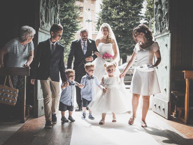 Il matrimonio di Luca e Gaia a Garbagnate Milanese, Milano 19