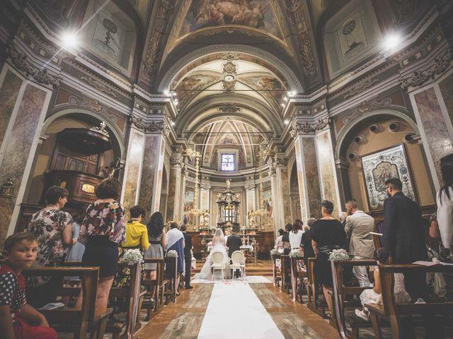 Il matrimonio di Luca e Gaia a Garbagnate Milanese, Milano 20