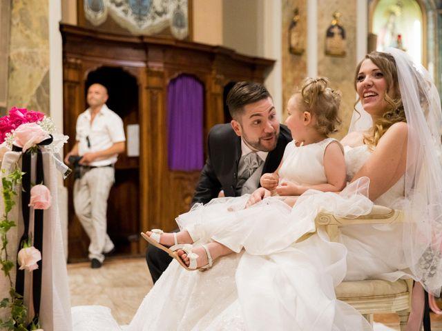Il matrimonio di Luca e Gaia a Garbagnate Milanese, Milano 21