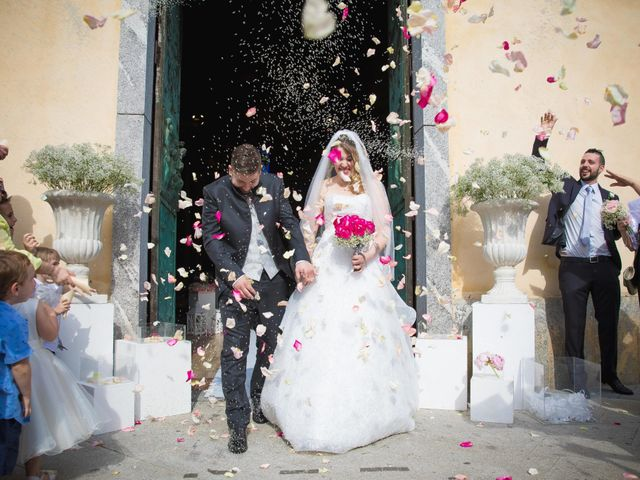 Il matrimonio di Luca e Gaia a Garbagnate Milanese, Milano 24